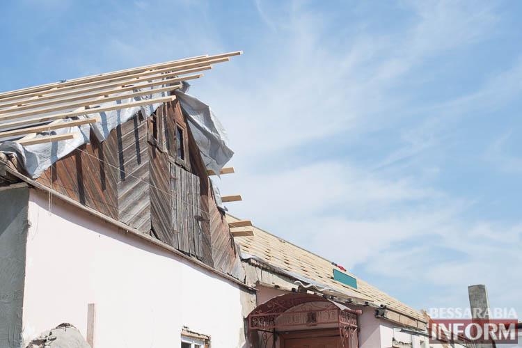 SME_1463 Измаил: сезон ремонтных работ в самом разгаре (фото)