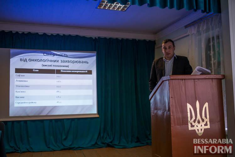 Медики Измаильской ЦРБ подвели итоги года