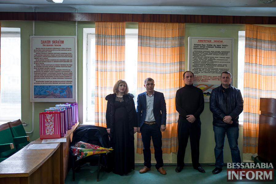 SME_8979 Измаил: жены участников АТО получили награды и подарки (фото)