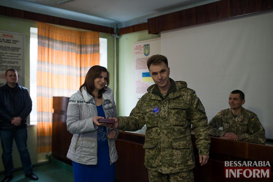 SME_8981 Измаил: жены участников АТО получили награды и подарки (фото)