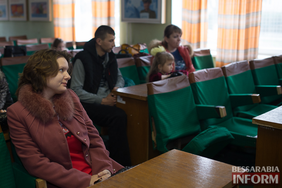 SME_8985 Измаил: жены участников АТО получили награды и подарки (фото)