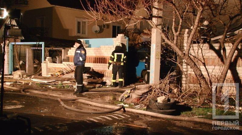 VZRYV_5 Под Одессой взорвался частный дом: отец семейства погиб, маленького ребенка ищут под завалами