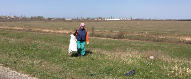 12963550_984479824941356_3207425491662860528_n На въезде в Килию собрали тонны мусора