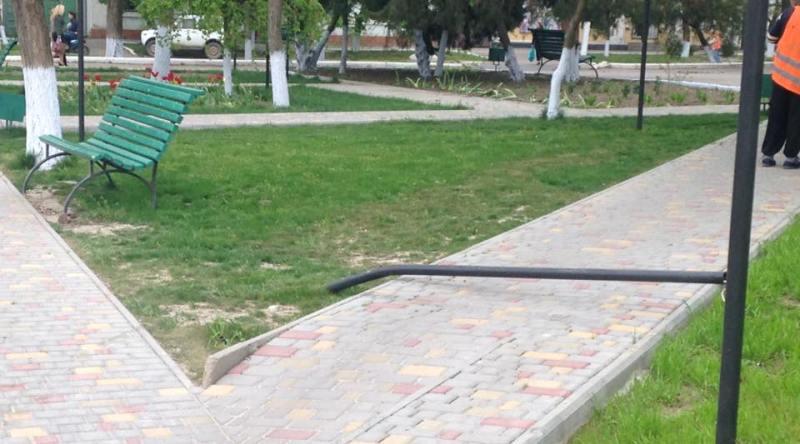 13012838_1088299451243544_1478723851675568877_n Измаильские и килийские вандалы атакуют парки и скверы (фото)