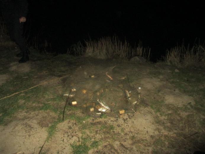 В Ренийском и Болградском р-нах задержали браконьеров с хорошим уловом (фото)