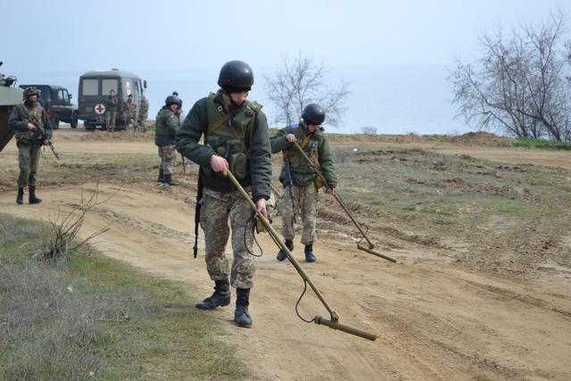 640x427-8 В Белгород-Днестровском районе прошли учения по оборудованию паромной переправы (фоторепортаж)