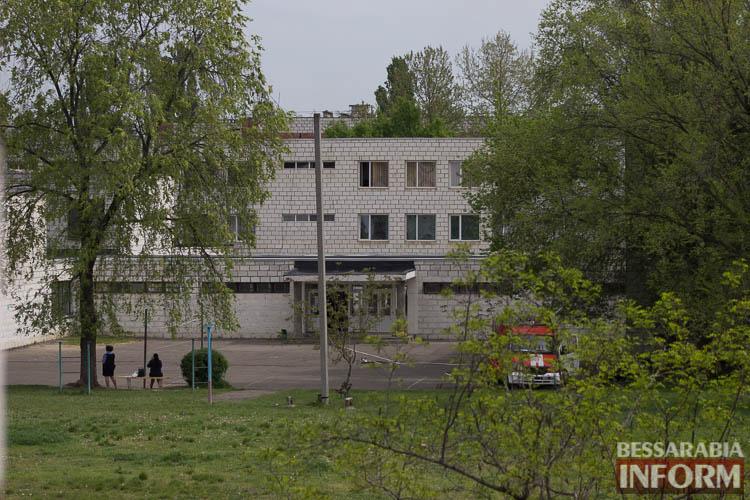 IMG_0027 Измаил: информация о заминировании школы оказалась шуткой двоечника