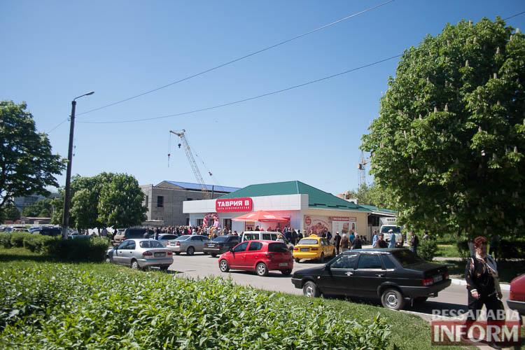 IMG_0525 В Измаиле состоялось открытие нового супермаркета (ФОТО)