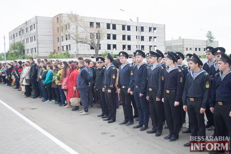 В Измаиле прошел митинг, посвященный 30-летию аварии на Чернобыльской АЭС (ФОТО)