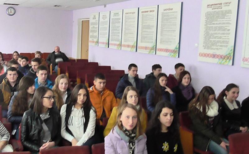 PM777image002 Белгород-Днестровский: школьникам провели экскурсию по отделению полиции (фото)
