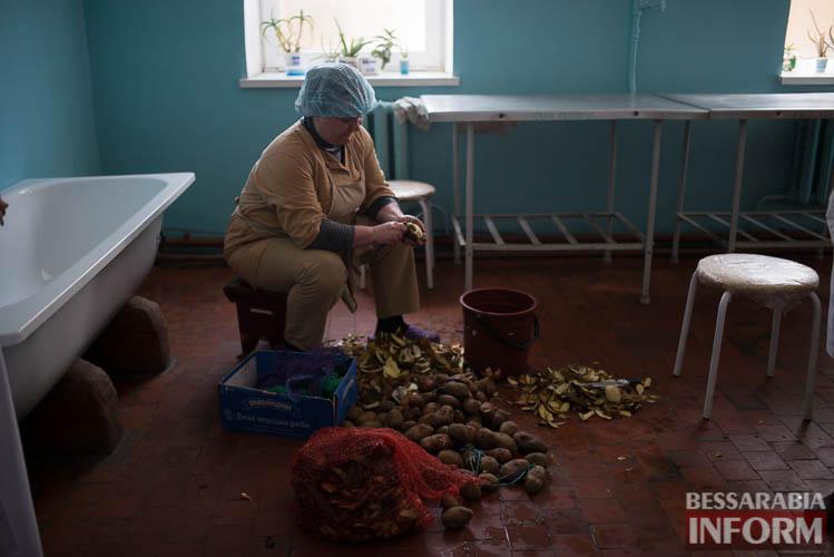 Социальный репортаж - вся правда о питании пациентов Измаильской ЦРБ (фото)