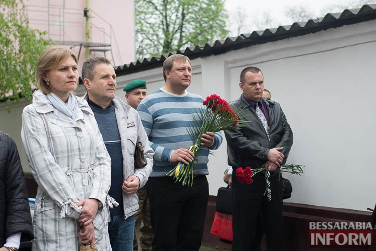 SME_0822 В Измаиле почтили память замученных в лагерях смерти евреев (ФОТО)