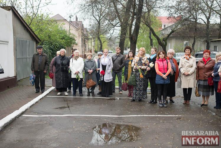 SME_0823 В Измаиле почтили память замученных в лагерях смерти евреев (ФОТО)
