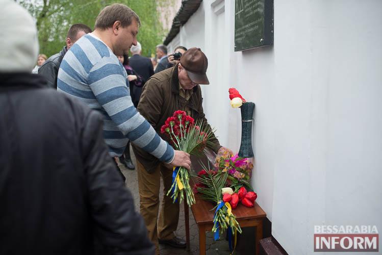 SME_0832 В Измаиле почтили память замученных в лагерях смерти евреев (ФОТО)