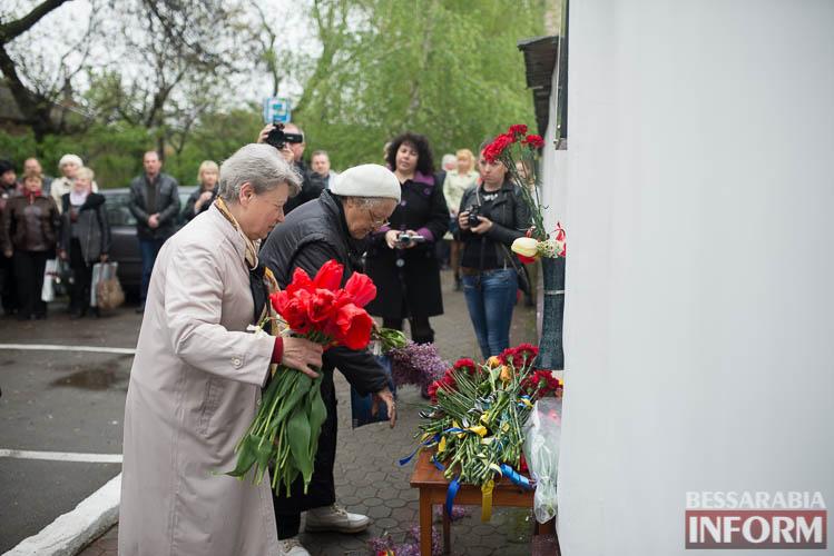 SME_0843 В Измаиле почтили память замученных в лагерях смерти евреев (ФОТО)