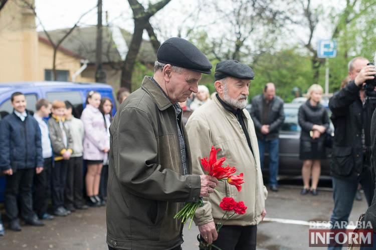 SME_0847 В Измаиле почтили память замученных в лагерях смерти евреев (ФОТО)