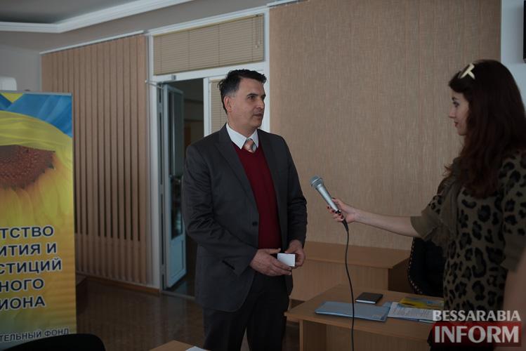 SME_2781 В Измаиле обсудили экологические проблемы Придунавья и искали пути их решения (фото)
