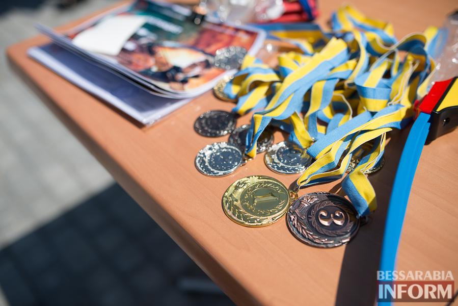 В яблочко! - В Измаиле прошел Второй чемпионат по стрельбе из лука среди детей (ФОТО)