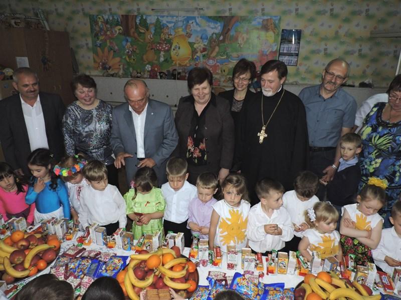 Измаильский р-н: Центр социальной и психологической реабилитации детей посетили высокие гости (фото)