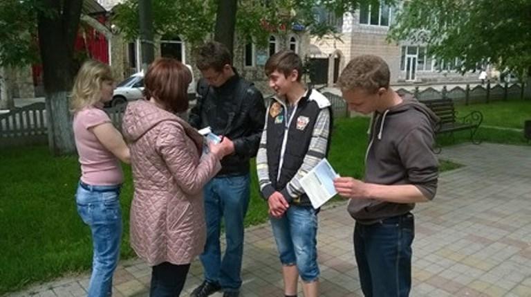 428e990b200b3145e1994b3992bbdbeb День памяти жертв СПИДа в Болграде (фото)