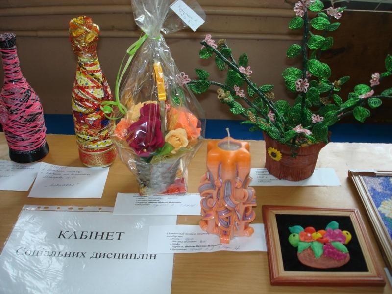 DSC05945 В Измаильском техникуме прошла выставка передового педагогического опыта и творчества молодежи