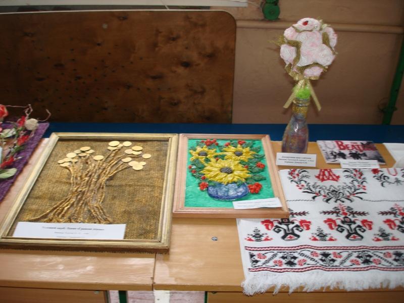 DSC05949 В Измаильском техникуме прошла выставка передового педагогического опыта и творчества молодежи