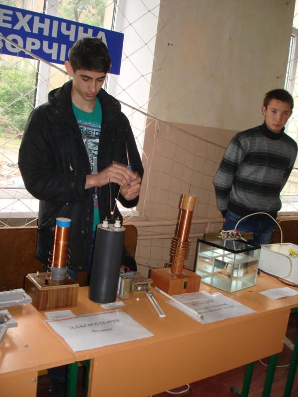 DSC05965 В Измаильском техникуме прошла выставка передового педагогического опыта и творчества молодежи
