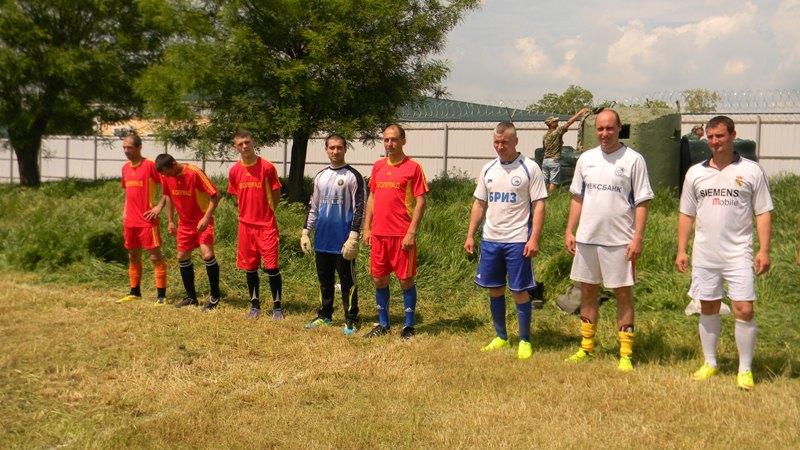 DSCN2342 Измаил: пограничники сыграли в футбол с полицией (фото)