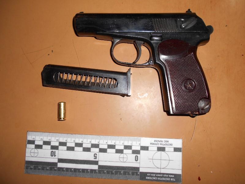 DSCN9443 Измаильский р-н: во время распития спиртного  мужчина выстрелил в своего односельчанина (ФОТО)