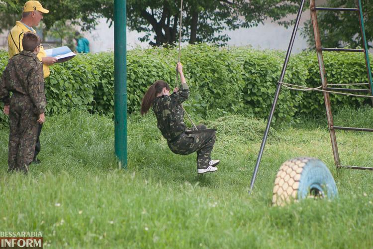 Казаки да и только: измаильские школьники играли в «Джуру» (фоторепортаж)