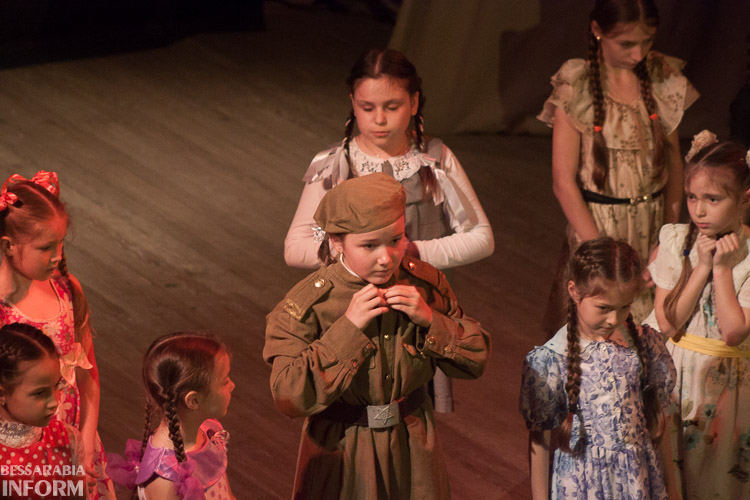 Великий май, победный май: в Измаиле прошел праздничный концерт ко Дню Победы (фото)