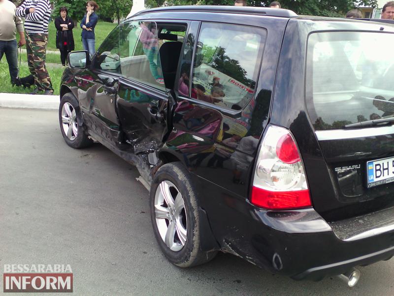 Измаил: в результате серьезного ДТП скончался мотоциклист (фото)
