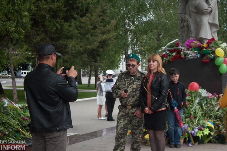 IMG_2149 Измаил отпраздновал День Победы (фоторепортаж)