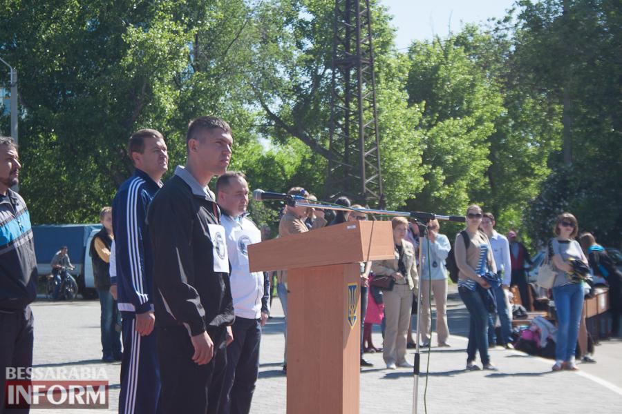 IMG_2223 В Измаиле прошел забег Памяти в честь героев-пограничников погибших в зоне АТО (фото)