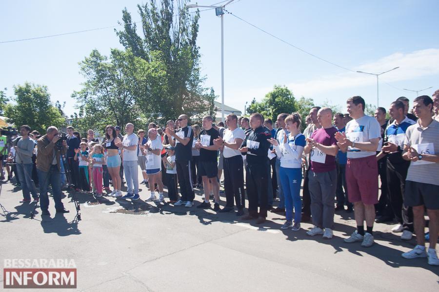 IMG_2230 В Измаиле прошел забег Памяти в честь героев-пограничников погибших в зоне АТО (фото)