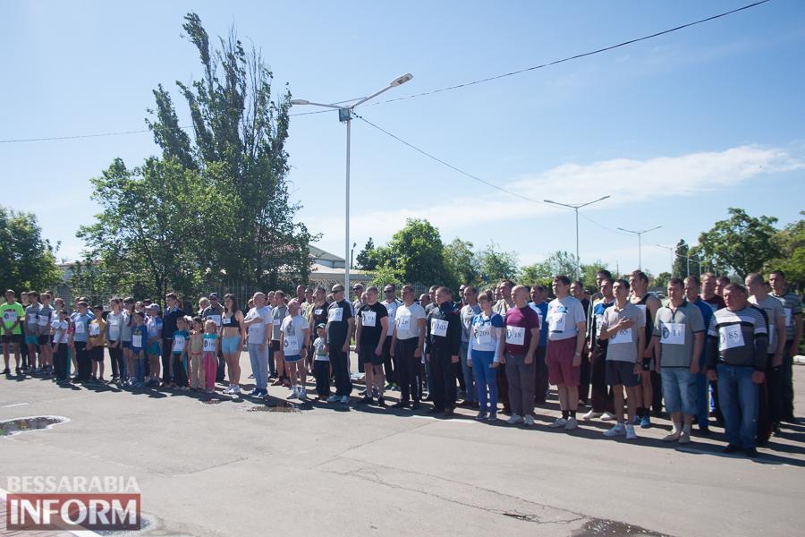 IMG_2236 В Измаиле прошел забег Памяти в честь героев-пограничников погибших в зоне АТО (фото)