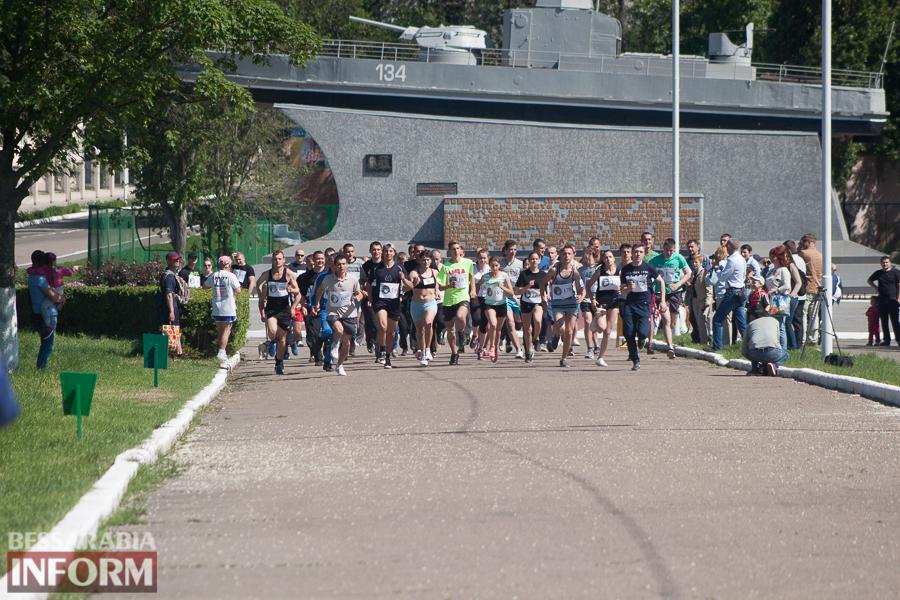 IMG_2302 В Измаиле прошел забег Памяти в честь героев-пограничников погибших в зоне АТО (фото)