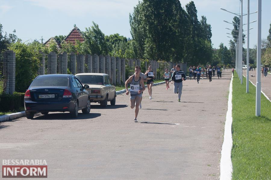 IMG_2324 В Измаиле прошел забег Памяти в честь героев-пограничников погибших в зоне АТО (фото)