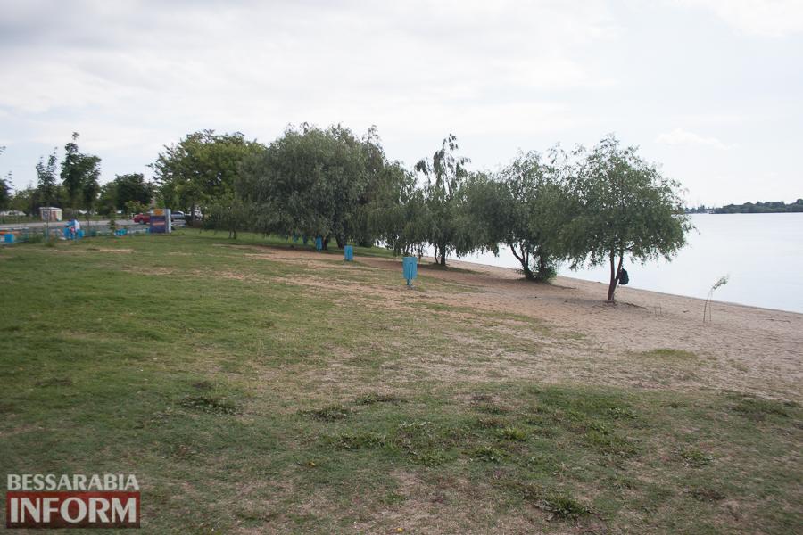 IMG_2478 Измаил: городской пляж к наплыву отдыхающих не готов (фото)