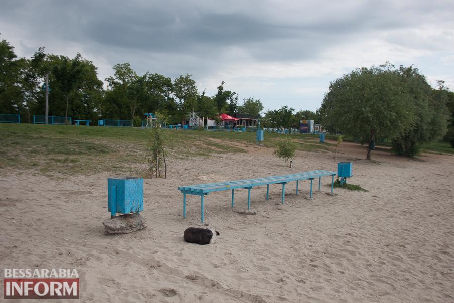 IMG_2485 Измаил: городской пляж к наплыву отдыхающих не готов (фото)