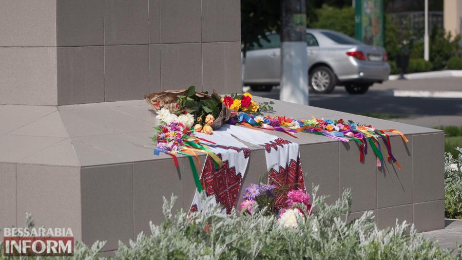 IMG_2551 Измаил: городской митинг ко Дню вышиванки омрачила плохая организация (фото)