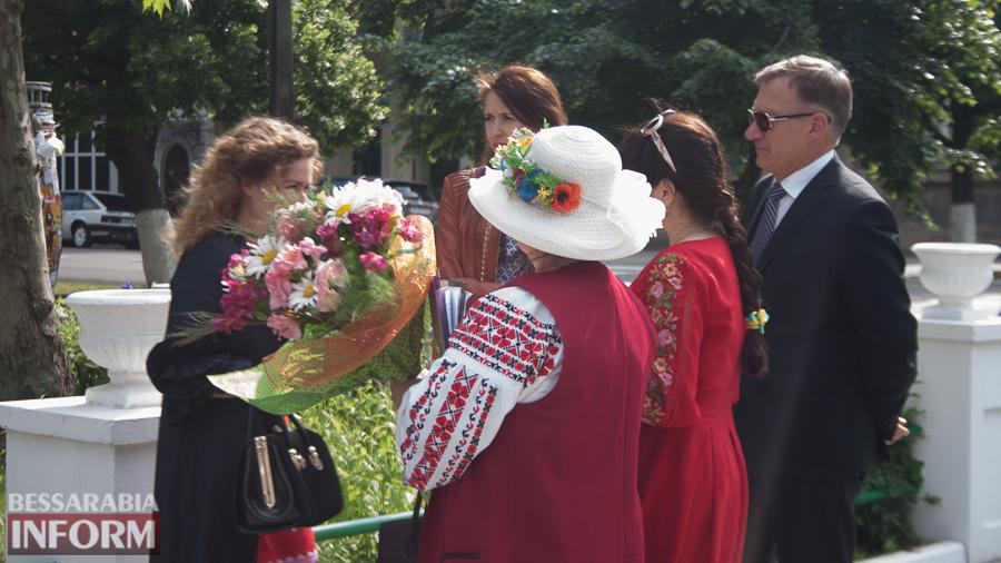 IMG_2560 Измаил: городской митинг ко Дню вышиванки омрачила плохая организация (фото)