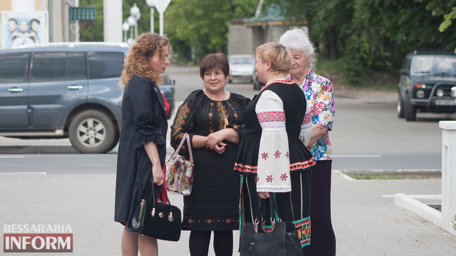 IMG_2564 Измаил: городской митинг ко Дню вышиванки омрачила плохая организация (фото)
