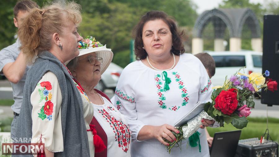 IMG_2589 Измаил: городской митинг ко Дню вышиванки омрачила плохая организация (фото)