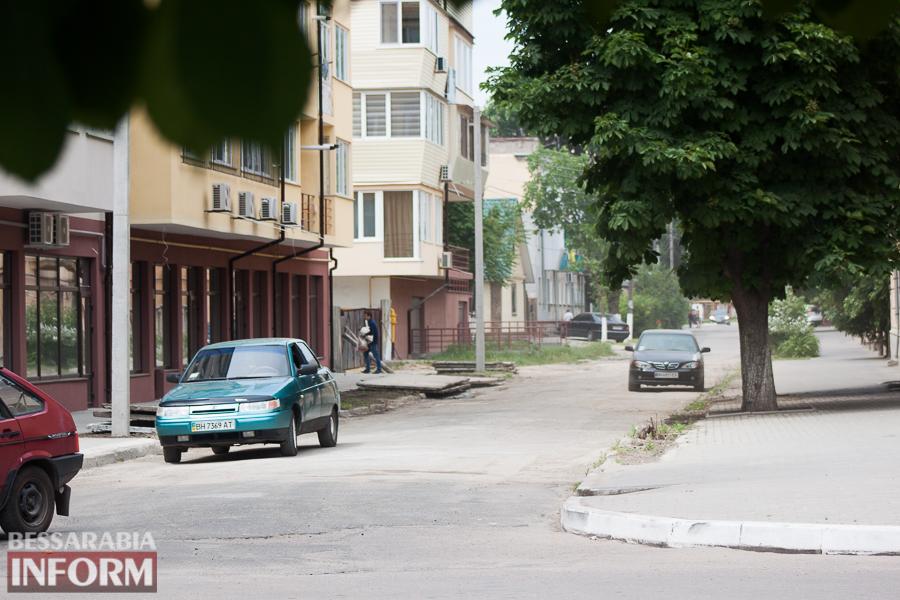 IMG_2900 Улицу Бессарабскую в Измаиле открыли для движения транспорта (ФОТО)