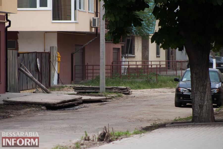 IMG_2902 Улицу Бессарабскую в Измаиле открыли для движения транспорта (ФОТО)