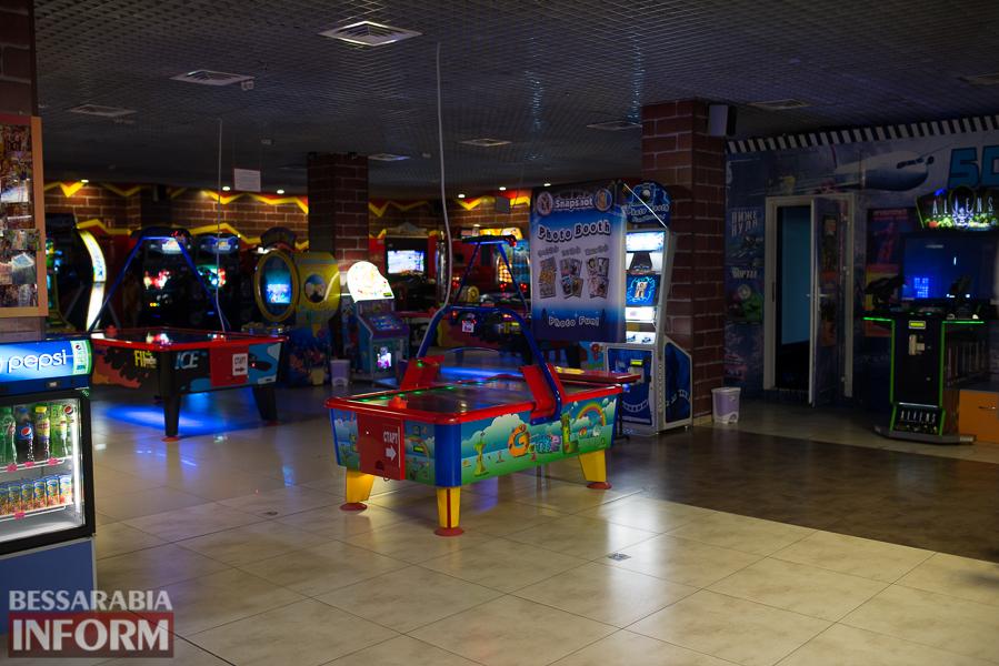Krejzi-park-4 ТОП-5 лучших мест для досуга с детьми в Измаиле (ФОТО)