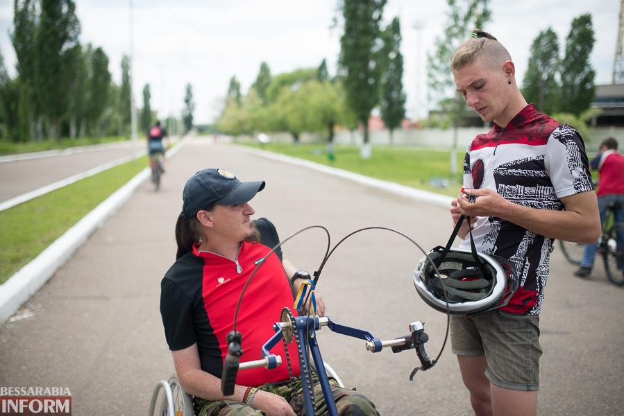 SME_7551 В Измаиле прошли соревнования по велоспорту (фото)