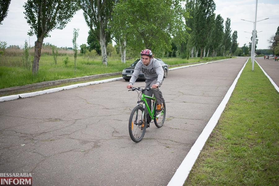 SME_7556 В Измаиле прошли соревнования по велоспорту (фото)