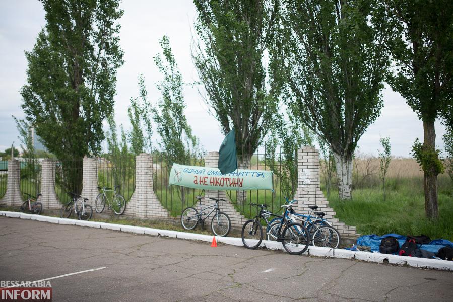 В Измаиле прошли соревнования по велоспорту (фото)